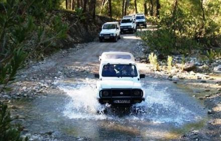 Jeep Safari in Cappadocia