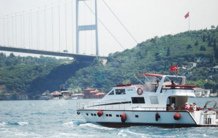 Dolmabahce&Bosphorus with Private Yacht