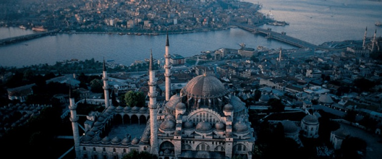 Istanbul Mosques Tour