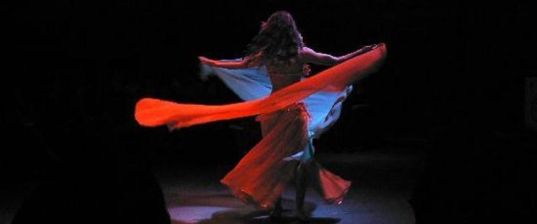 Noite de Dança Turca