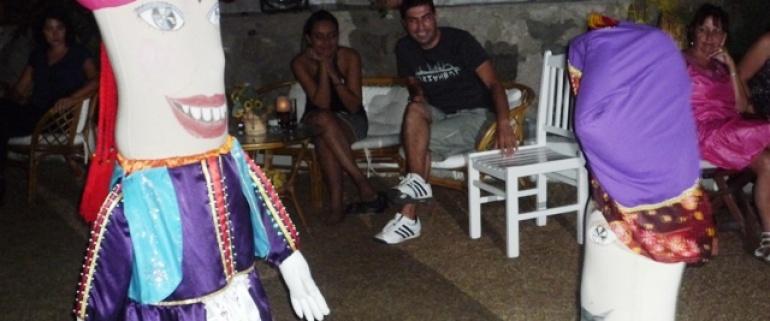 Cruzeiro com jantar no Bósforo
