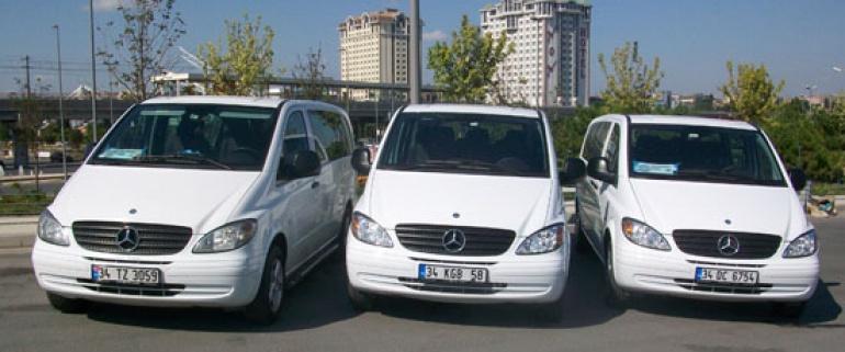 Serviço de Transporte em Istambul