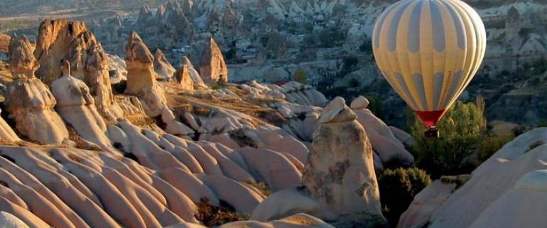 Viagens de Balão na  Capadócia