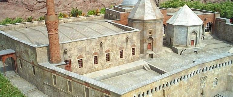 Visitas diárias a Konya partindo da  Capadócia