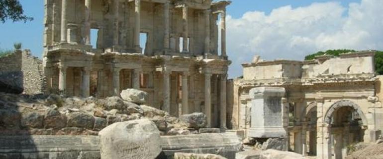 Visita a Priene, Mileto e Didyma