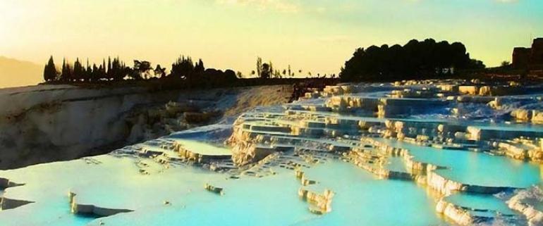 Pacote turístico Éfeso e Pamukkale