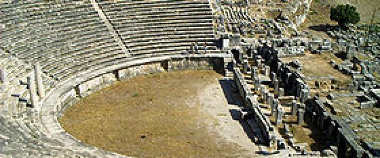 Pacote turístico a Éfeso - 3 dias