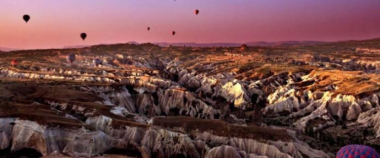 Viagem de Gulet pela Turquia