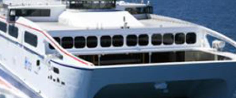Bilhetes de Ferry