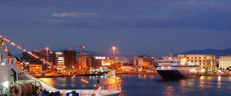 Cruzeiro pelas Ilhas Gregas 3noites/4dias