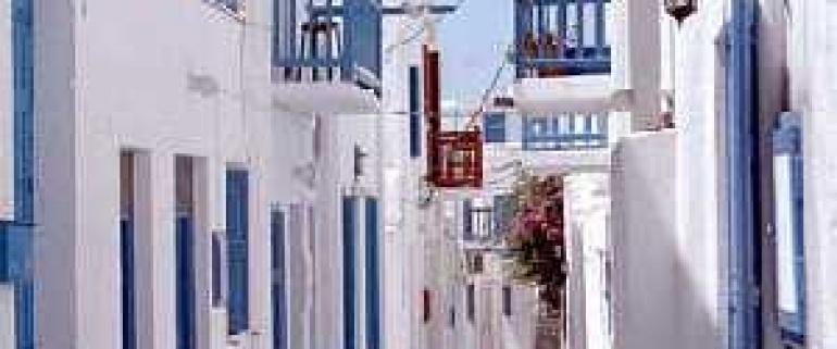 Cruzeiro pelas Ilhas Gregas 4noites/5dias
