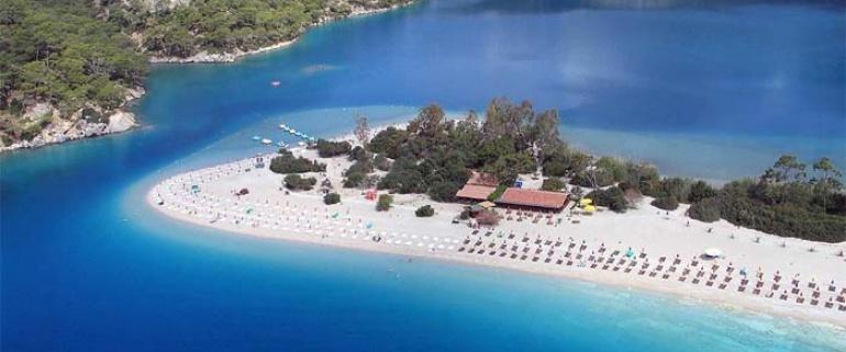 Cruzeiro em iate charter pelas 12 ilhas de Fethiye