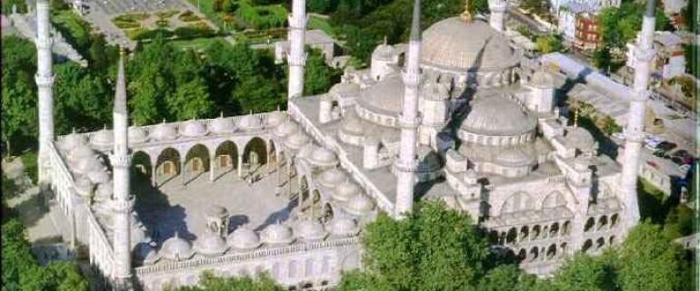 Relaxing Turkey - 14 days(Istanbul-Antalya-Cappadocia-Ephesus-Pamukkale-Fethiye)