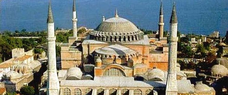 Os passos de S. Paulo na Turquia
