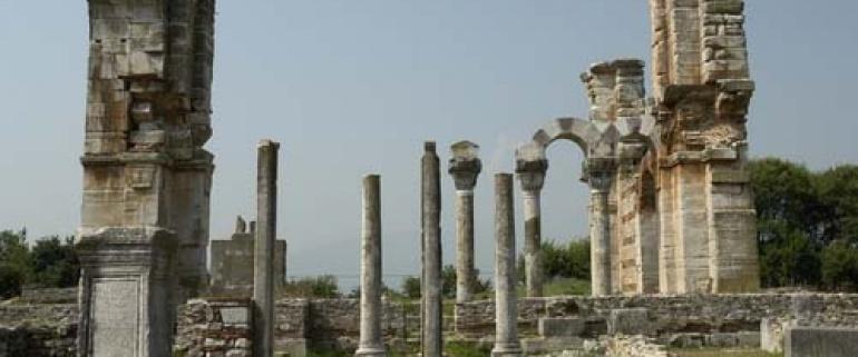Locais Sagrados e Passos de S. Paulo na Grécia