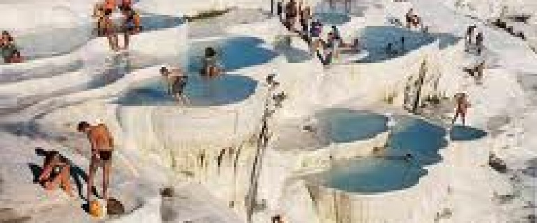 1 night 2 days Pamukkale Tour