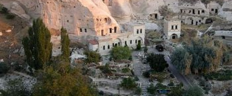 2ng&3days Cappadocia Tour by Overnight Bus