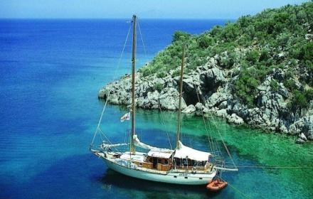 Fethiye - Marmaris - Fethiye Charter Gullet Cruise - All Inclusive