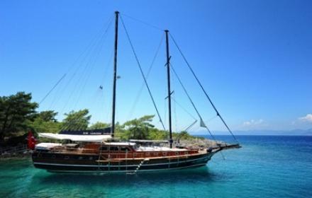 Marmaris - Datca - Marmaris Charter Gullet Cruise