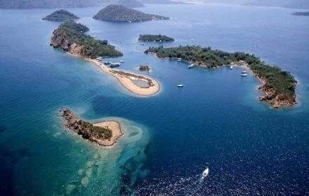 Marmaris - Rhodes - Marmaris Charter Gullet Cruise