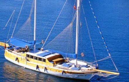 Gullet Option - 14 days(Istanbul-Cappadocia-Pamukkale-Ephesus-Fethiye-Olympos)