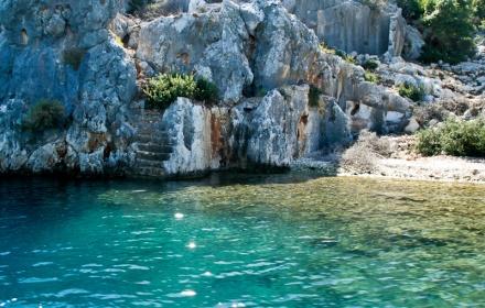 Fethiye - Kekova - Fethiye Charter Gullet Cruise