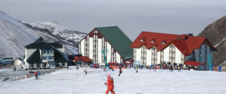 1 night & 2 days Ski Tour at Palandoken
