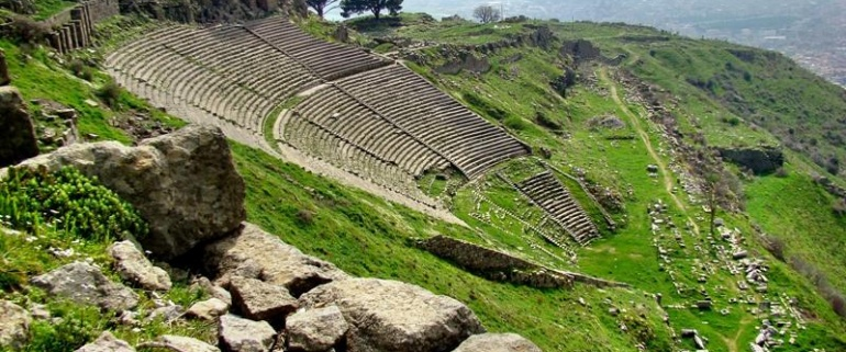 Gallipolli, Troy and Pergamum Tour (2 days - 1 night)