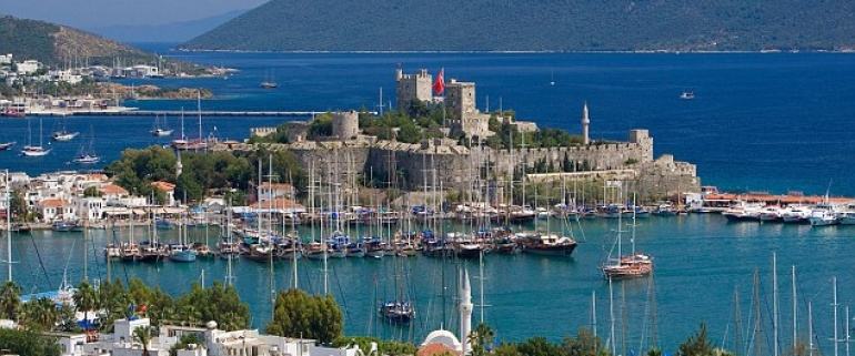 Western Turkey Tour  - 14 days (Istanbul-Gallipoli-Troy-Pergammon-Ephesus-Pamukkale-Bodrum)