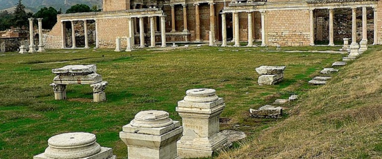 7 Churches of Revelation Driver Guide Tour (Ephesus-Pergammon-Sardis-Philadelphia-Laodicea)