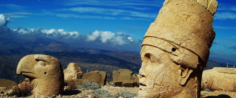 Escorted Small Group Nemrut & Urfa Tour