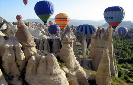 Anatolian Jewel Tour - 5 days (Istanbul-Cappadocia-Ephesus-Pamukkale)