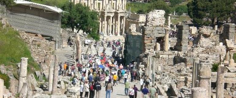 Cappadocia Ephesus Pamukkale Tour - 5 days