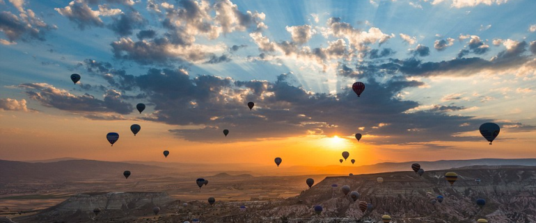 6 nights and 7 days Driver Guide Tour (Cappadocia-Ephesus-Gallipoli)