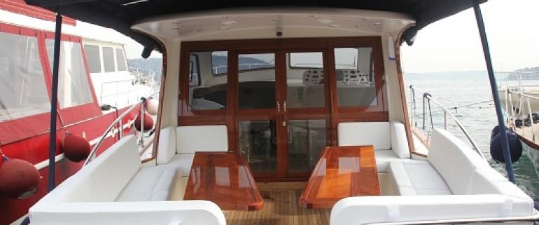Bebek 6 Motor Yacht