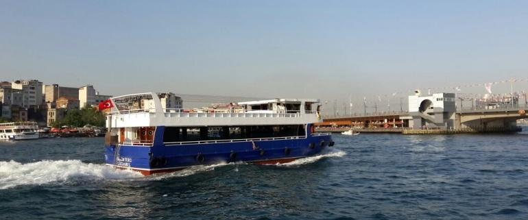 Erdem Tur 2 Boat