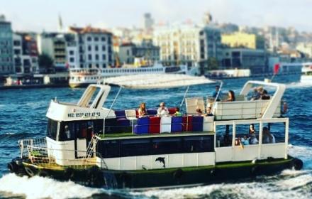 Kaptan Murat Turan Boat