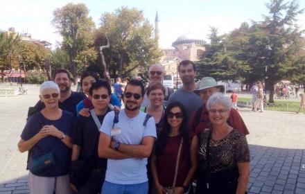 Dogan Deniz Dag - English & Norwegian speaking tour guide