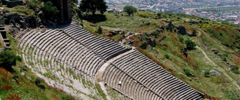 Pergamum Ancient City Tour