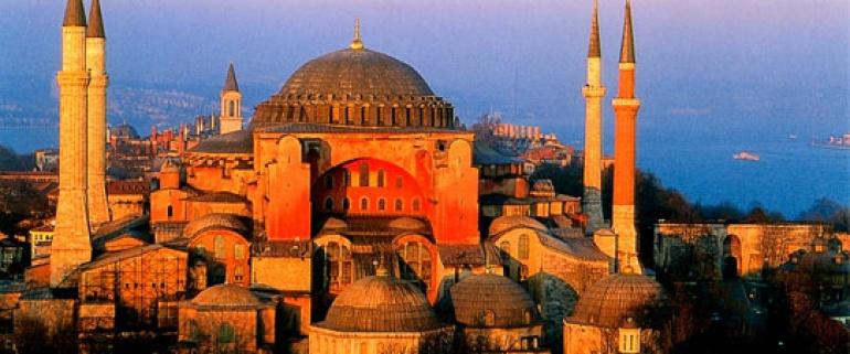 伊斯坦布尔下午旅游
