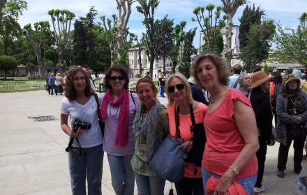 Dilek Camurcu - English & Spanish Speaking Tour Guide