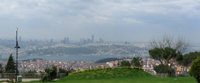 رحلة القرن الذهبي و القارتين الاوروبية و الاسيوية البحرية
