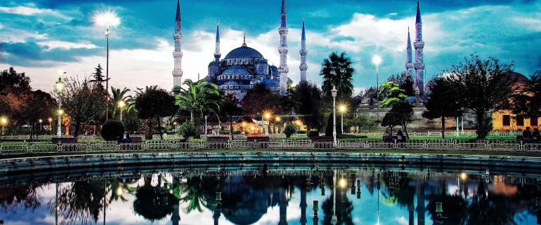 Istanbul Valentine's Tour Package