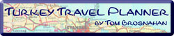 Turkey Travel Planner